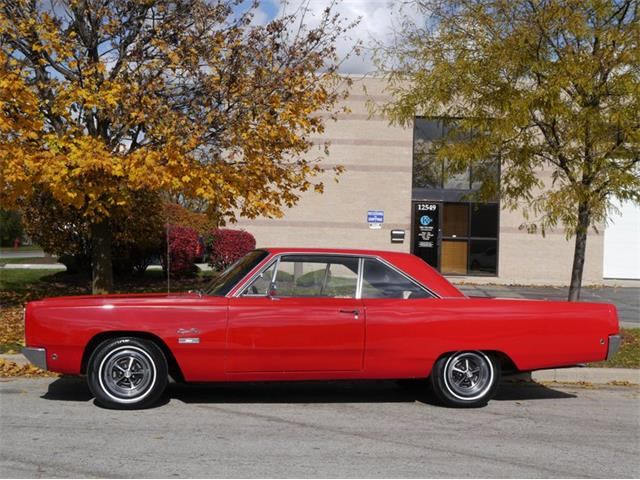 1968 Plymouth Fury (CC-1459944) for sale in Alsip, Illinois
