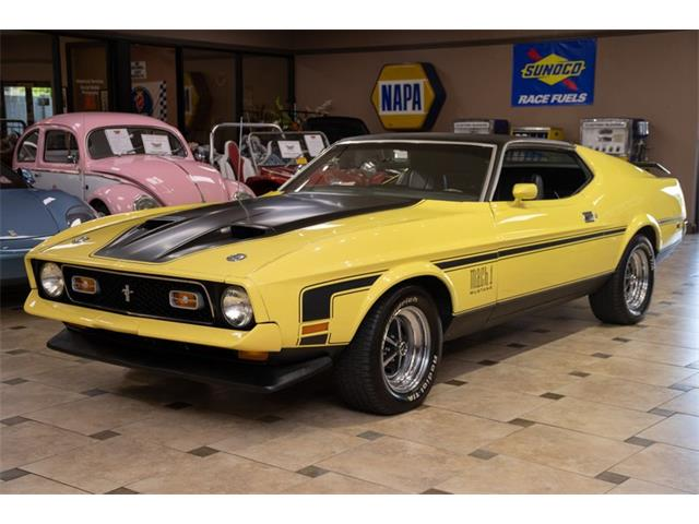 1971 Ford Mustang (CC-1459945) for sale in Venice, Florida