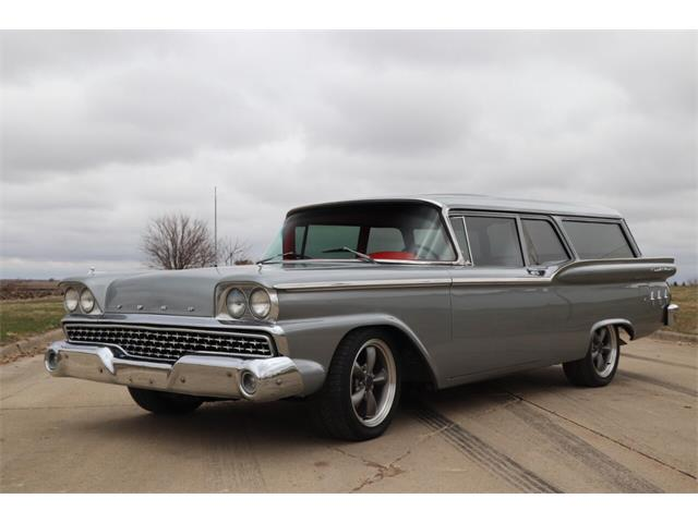 1959 Ford Ranch Wagon (CC-1459951) for sale in Clarence, Iowa