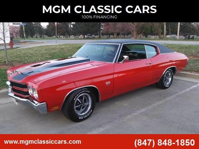 1970 Chevrolet Chevelle (CC-1459952) for sale in Addison, Illinois