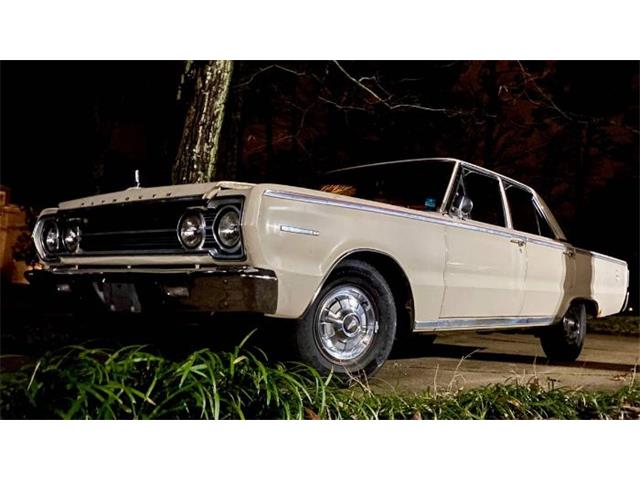 1967 Plymouth Belvedere (CC-1459963) for sale in Cadillac, Michigan