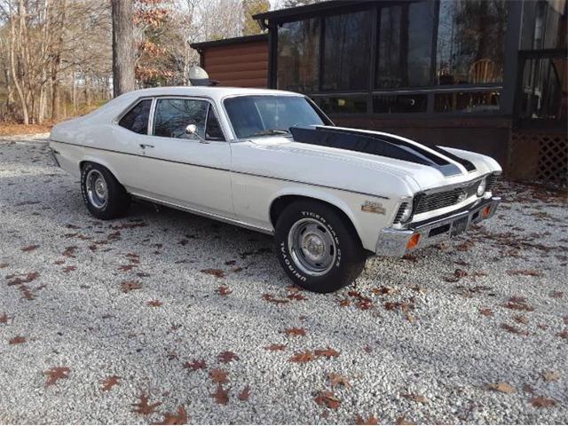 1970 Chevrolet Nova (CC-1459964) for sale in Cadillac, Michigan