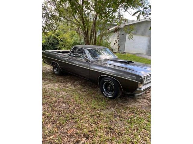 1968 Ford Ranchero (CC-1459965) for sale in Cadillac, Michigan