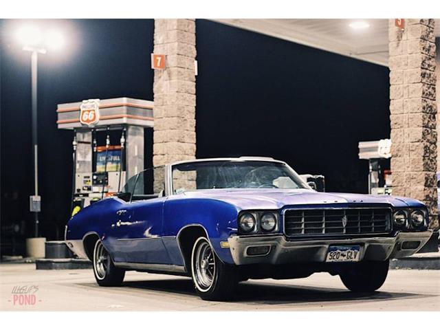 1972 Buick Skylark (CC-1459980) for sale in Cadillac, Michigan