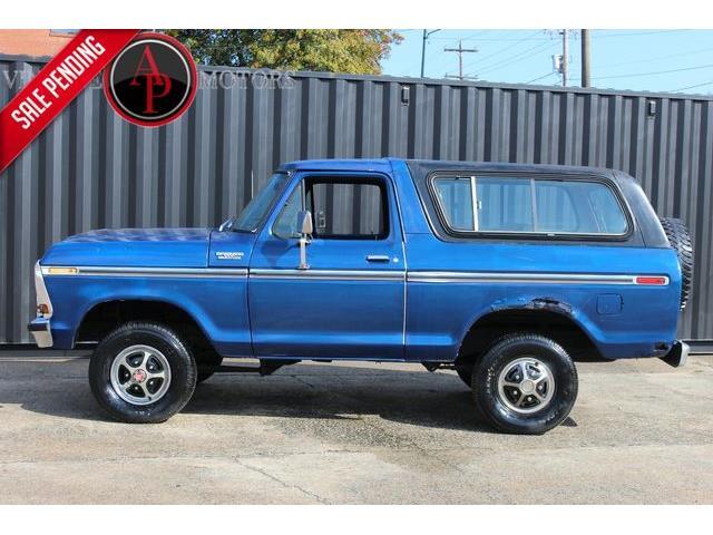 1979 Ford Bronco (CC-1459985) for sale in Statesville, North Carolina