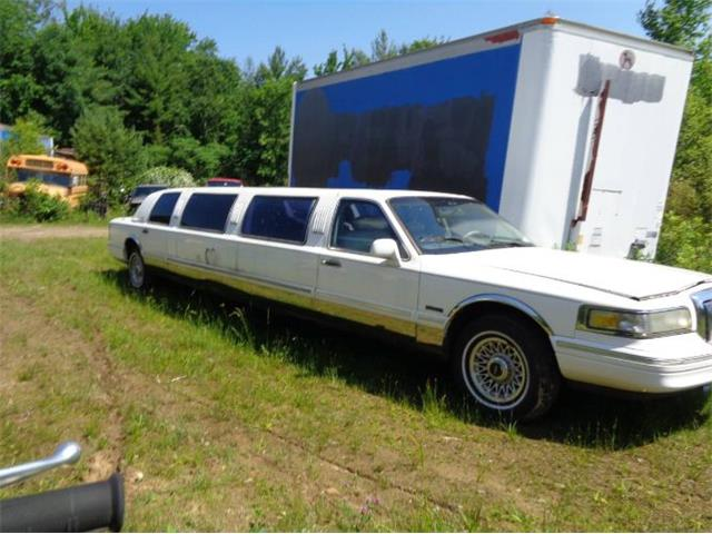 1996 Lincoln Limousine (CC-1459995) for sale in Cadillac, Michigan