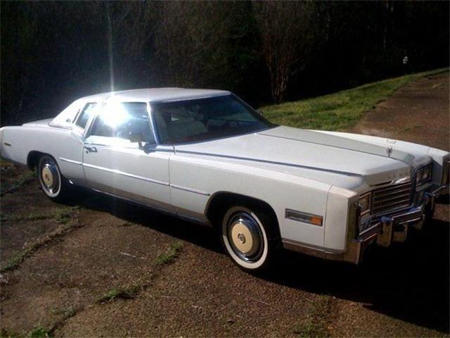 1978 Cadillac Eldorado (CC-1459997) for sale in Cadillac, Michigan