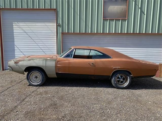 1968 Dodge Charger (CC-1459999) for sale in Cadillac, Michigan
