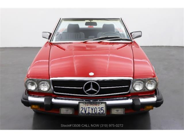 1986 Mercedes-Benz 560SL (CC-1461020) for sale in Beverly Hills, California