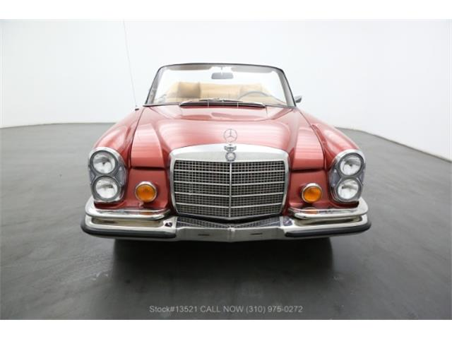 1962 Mercedes-Benz 220SE (CC-1461022) for sale in Beverly Hills, California