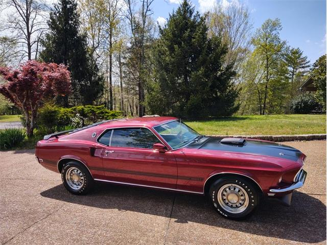 1969 Ford Mustang (CC-1461026) for sale in Greensboro, North Carolina