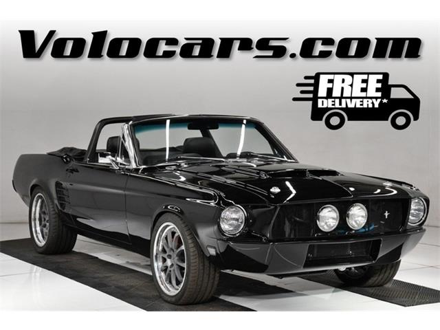1968 Ford Mustang (CC-1461040) for sale in Volo, Illinois