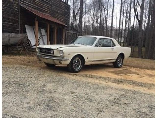 1966 Ford Mustang (CC-1461041) for sale in Greensboro, North Carolina