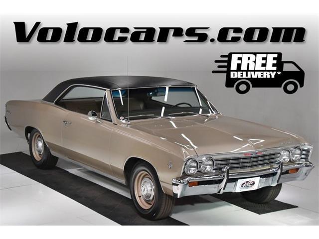 1967 Chevrolet Chevelle (CC-1461043) for sale in Volo, Illinois