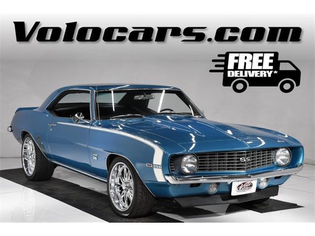 1969 Chevrolet Camaro (CC-1461044) for sale in Volo, Illinois