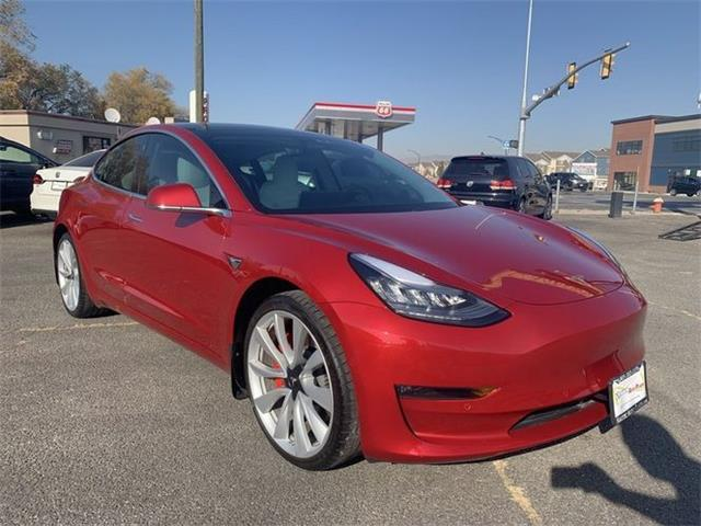 2019 Tesla Model 3 (CC-1461057) for sale in Cadillac, Michigan