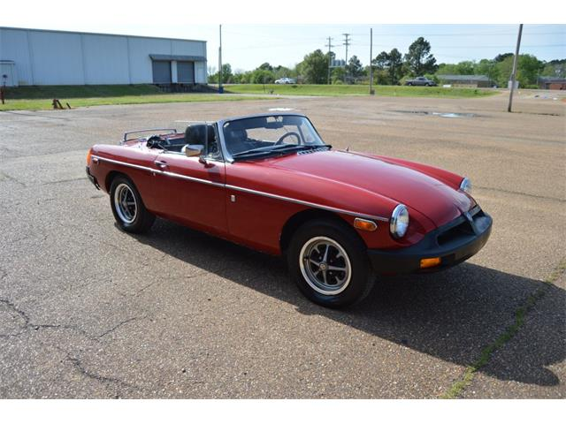 1975 MG MGB (CC-1460106) for sale in Batesville, Mississippi