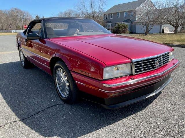 1993 Cadillac Allante (CC-1461061) for sale in Youngville, North Carolina