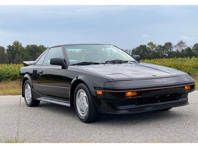 1986 Toyota MR2 (CC-1461062) for sale in Youngville, North Carolina