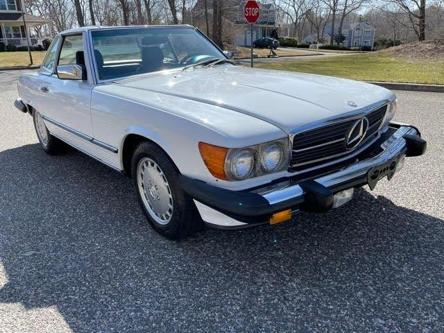 1987 Mercedes-Benz 560SL (CC-1461063) for sale in Youngville, North Carolina