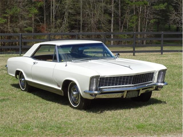 1965 Buick Riviera (CC-1461065) for sale in Youngville, North Carolina