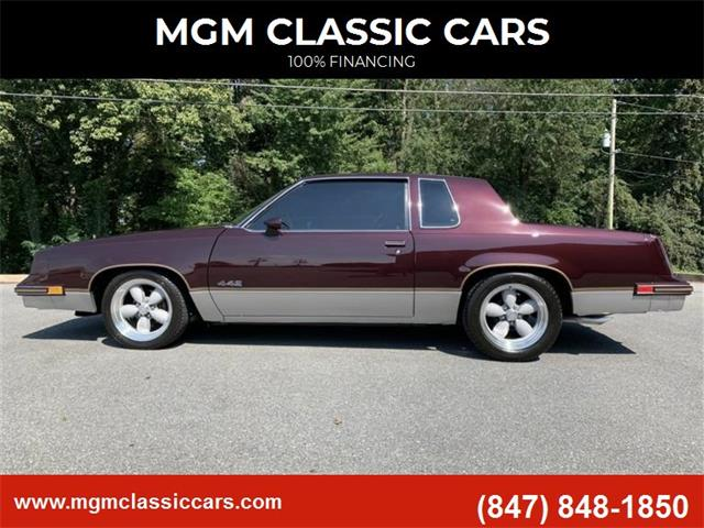 1986 Oldsmobile Cutlass S (CC-1461072) for sale in Addison, Illinois