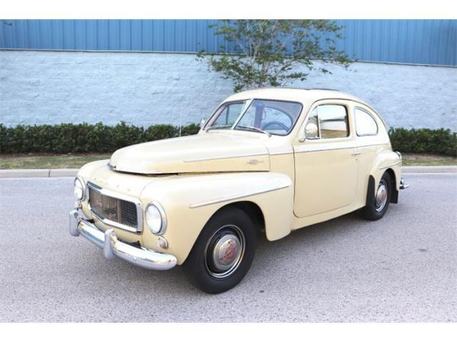 1958 Volvo PV444 (CC-1461076) for sale in Cadillac, Michigan