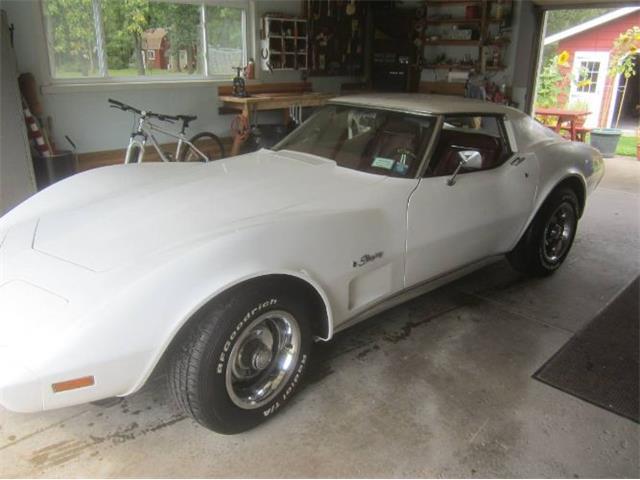 1975 Chevrolet Corvette (CC-1461082) for sale in Cadillac, Michigan