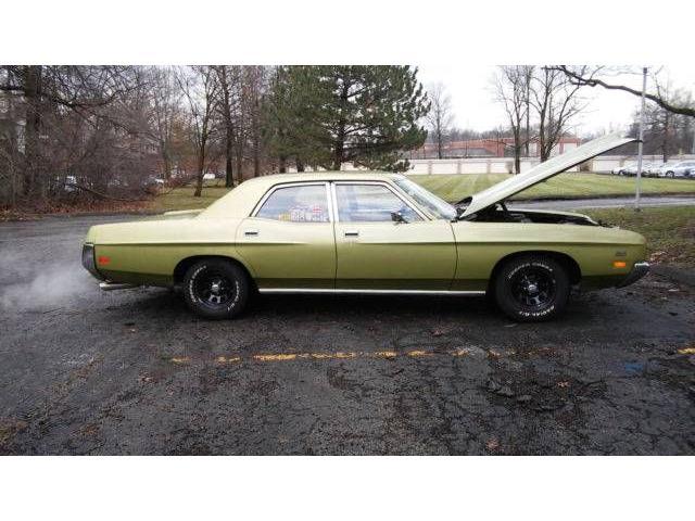 1972 Ford Galaxie (CC-1461084) for sale in Cadillac, Michigan