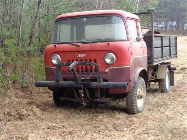 1958 Jeep FC-170 (CC-1461085) for sale in Cadillac, Michigan