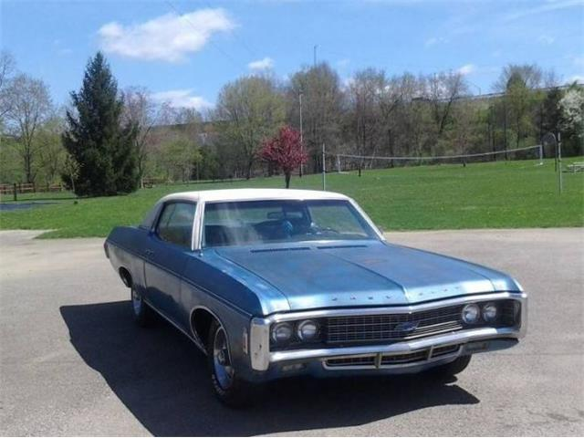 1969 Chevrolet Caprice (CC-1461086) for sale in Cadillac, Michigan