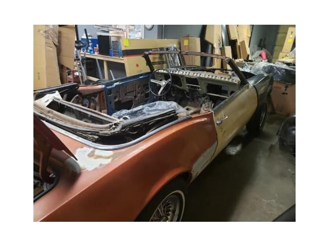 1968 Chevrolet Camaro (CC-1461087) for sale in Cadillac, Michigan