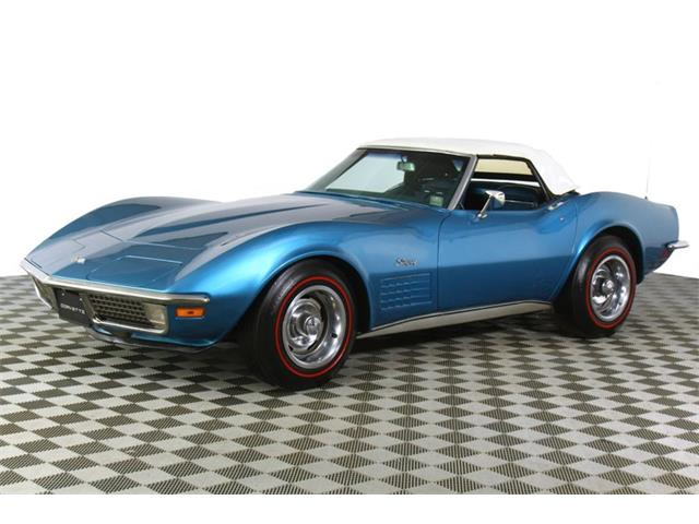 1971 Chevrolet Corvette (CC-1460109) for sale in Elyria, Ohio