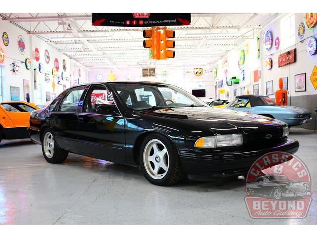 1996 Chevrolet Impala (CC-1461101) for sale in Wayne, Michigan