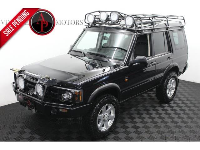 2004 Land Rover Discovery (CC-1461111) for sale in Statesville, North Carolina