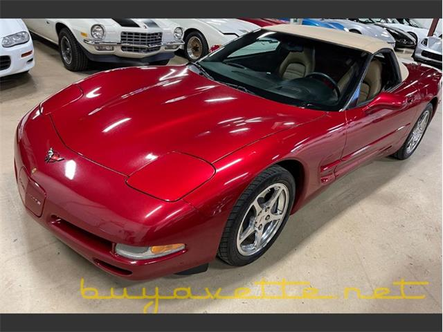 2004 Chevrolet Corvette (CC-1461125) for sale in Atlanta, Georgia