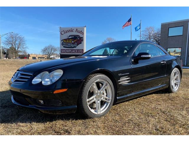 2003 Mercedes-Benz SL55 (CC-1461128) for sale in Troy, Michigan