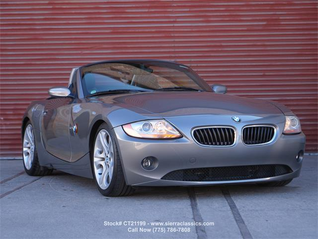 2003 BMW Z4 (CC-1461136) for sale in Reno, Nevada