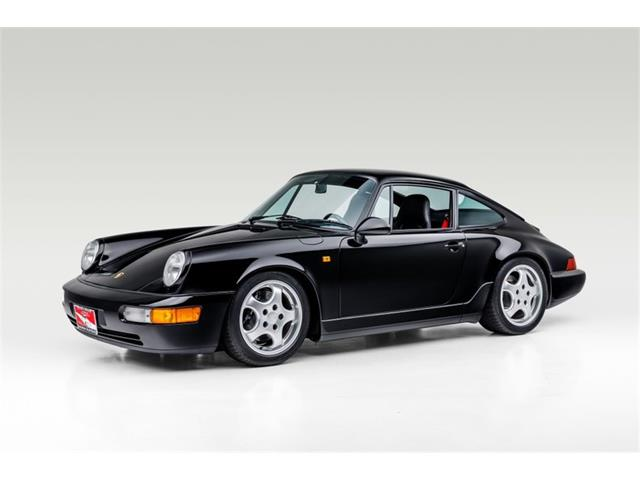 1992 Porsche 911 (CC-1461138) for sale in Costa Mesa, California