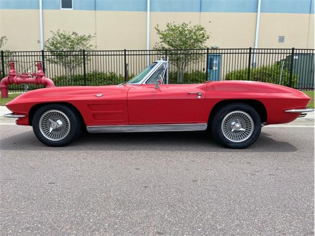 1963 Chevrolet Corvette (CC-1461139) for sale in Clearwater, Florida