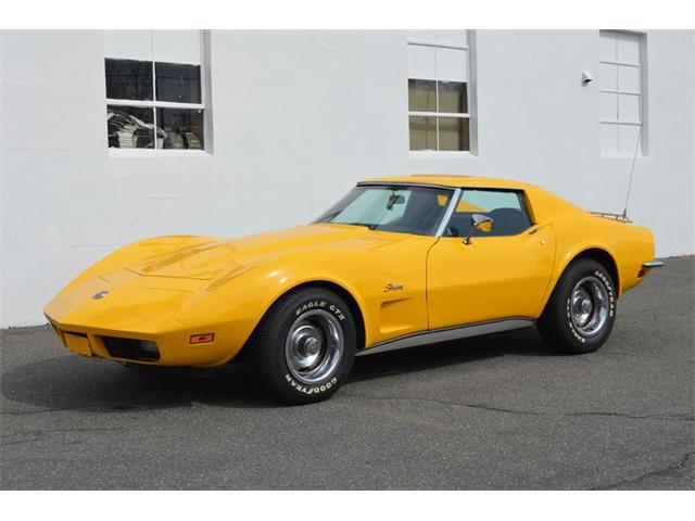 1973 Chevrolet Corvette (CC-1461148) for sale in Springfield, Massachusetts
