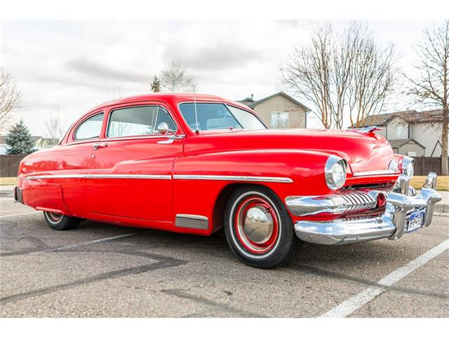 1951 Mercury 2-Dr Coupe (CC-1461149) for sale in Greeley, Colorado