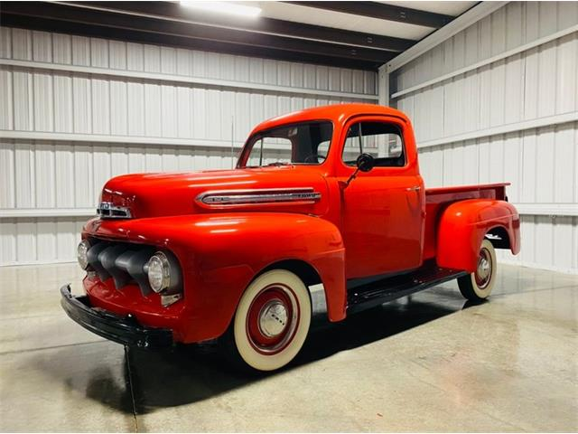 1951 Ford F1 (CC-1460115) for sale in Largo, Florida