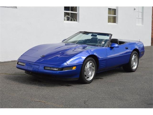 1994 Chevrolet Corvette (CC-1461150) for sale in Springfield, Massachusetts