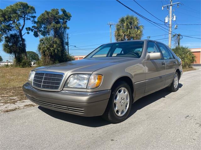 1995 Mercedes-Benz S-Class (CC-1461164) for sale in Pompano Beach, Florida