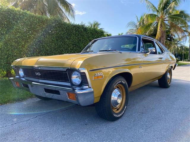1972 Chevrolet Nova (CC-1461169) for sale in Pompano Beach, Florida