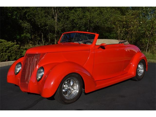 1937 Ford Cabriolet (CC-1461172) for sale in Elkhart, Indiana