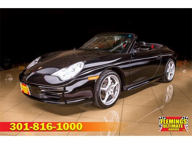 2003 Porsche 911 (CC-1461176) for sale in Rockville, Maryland