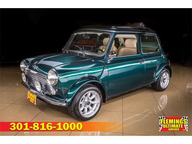 1995 Rover Mini (CC-1461177) for sale in Rockville, Maryland