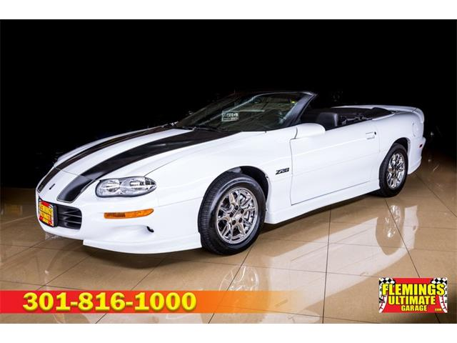 2002 Chevrolet Camaro (CC-1461179) for sale in Rockville, Maryland